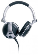 AKG K181 DJ Headphones Front View