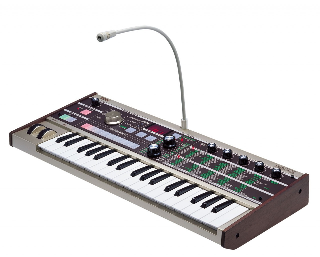 korg microkorg 37 mini key synthesizer vocoder world of stereo. Black Bedroom Furniture Sets. Home Design Ideas