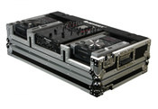 Odyssey FR10CDIWE Coffin for 10-inch Mixer and Medium Format CD Players