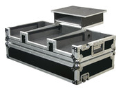 "Odyssey FRGS12CDIW Coffin for 12"" Mixer and Medium Format CD Players"