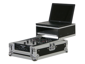 Odyssey FZGS10CP Glide Style 10-inch Mixer Case w/ Compact Platform