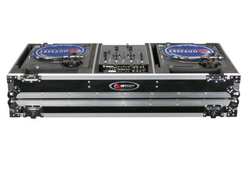 Odyssey FZBM10W Battle Style Coffin for 10-inch Mixers