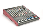 Allen & Heath ZED-14 Mixer 14-Channel Mixer with USB Front View