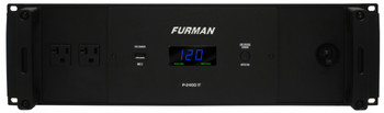 Furman P-2400 IT Front View