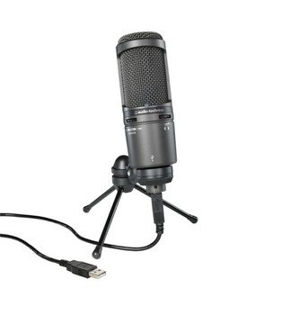 Audio-Technica AT2020 Plus Condenser Microphone