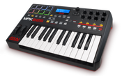 Akai MPK 225 Compact Keyboard Controller Angle