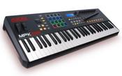 Akai MPK 261 Performance Keyboard Controller Top