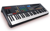 Akai MPK 261 Performance Keyboard Controller Top