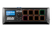 Akai MPX8 Mobile SD Sample Player Top