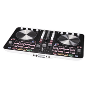 Reloop Beatmix 2 Serato Controller Angle