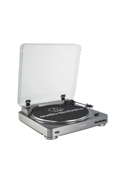 Audio Technica AT-LP60USB Turntable with Cartridge