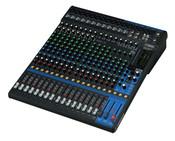 Yamaha MG20XU 20-Input 6 Bus Mixer with FX, USB and Rackable