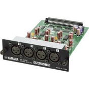 Yamaha MY4AD 4 Channel Analog Input Card For 01V