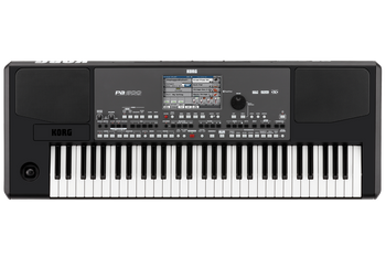 Korg PA600QT 61-Key Professional Arranger with Quarter Tone Buttons