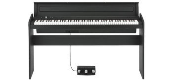 Korg LP180BK Electronic Piano - Black
