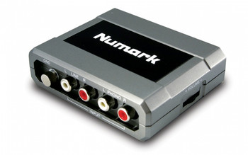 Numark STEREOIOV2 Analog-to-Digital DJ Interface