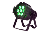 ColorKey MicroPar HEX 7 7x12w RGBAW-UV LED 25Degree Beam Angle