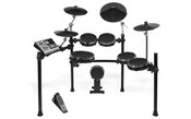 Alesis DM10 Studio Mesh Kit Six-Piece Electronic Drum Kit with Mesh Drum Heads
