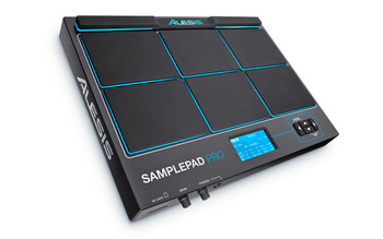 Alesis SamplePad Pro 8-Pad Percussion and Sample-Triggering Instrument