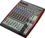 Behringer UFX1204 Premium 12-Input 4-Bus Mixer with Interface