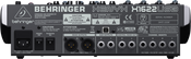 Behringer X1622USB 16-Input 2/2-Bus Mixer with XENYX Mic and Compressors