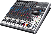 Behringer X1832USB 18-Input 3/2-Bus Mixer with XENYX Mic and Compressors