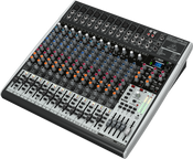 Behringer X2442USB 24-Input 4/2-Bus Mixer with XENYX Mic and Compressors
