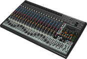 Behringer SX2442FX 24-Input 4-Bus Mixer with XENYX Mic and Multi-FX Processor