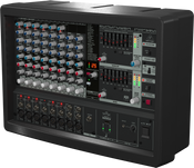 Behringer PMP580S 500-Watt 10-Channel Powered Mixer