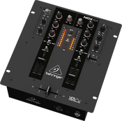 Behringer NOX101 Premium 2-Channel DJ Mixer with VCA Control and Ultraglide Crossfader