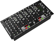 Behringer VMX1000USB Professional 7-Channel Rack-Mount DJ Mixer