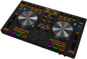 Behringer CMDSTUDIO4A 4-Deck DJ MIDI Controller with Audio Interface