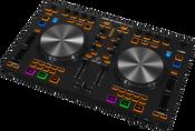 Behringer CMDSTUDIO4A 4-Deck DJ MIDI Controller with Audio Interface