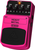 Behringer HM300 Heavy Metal Distortion Effects Peda