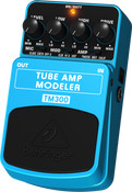Behringer TM300 Ultimate Tube Amp Modeling Effect Pedal