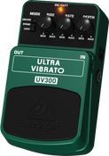 Behringer UV300 Classic Vibrato Effects Pedal