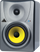 Behringer B1030A 5.25-in, 2-Way Studio Monitor