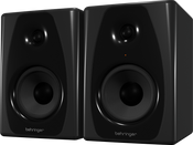 Behringer STUDIO50USB High-Resolution, Bi-Amped Studio Monitors