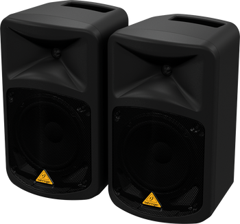 Behringer EPS500MP3 Ultra-Compact 500-Watt 8-Channel Portable PA System