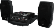 Behringer PPA200 Ultra-Compact 200-Watt 5-Channel Portable PA System