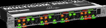 Behringer MDX4600 Interactive Reference-Class 4-Ch. Expander/Gate/Compressor/Peak Limiter