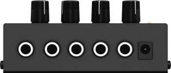 Behringer HA400 Ultra-Compact 4-Channel Stereo Headphone Amplifier