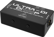 Behringer DI400P High-Performance Passive Direct Injection Box