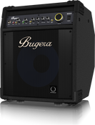 Bugera BXD12A 700-Watt 2-Channel Bass Amplifier