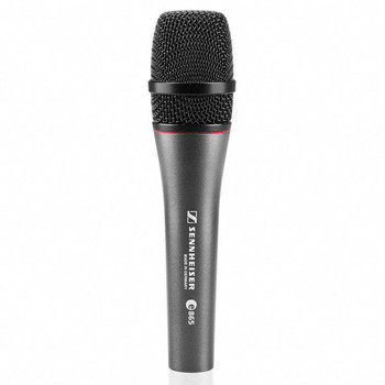 Sennheiser e865 S Lead Vocal Condenser Microphone with Switch