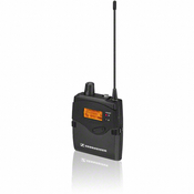 Sennheiser EK2000IEM-Gw Single-Channel, Stereo Iem Bodypack Receiver with Ie4 Earbuds