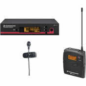 Sennheiser EW 122 G3-A-US Compact Cardioid Clip-On Microphone EW System