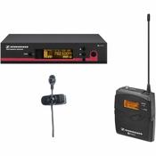 Sennheiser EW 122 G3-G-US Compact Cardioid Clip-On Microphone EW System
