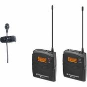 Sennheiser EW122PG3-B Compact Cardioid Clip-On Microphone Ew System