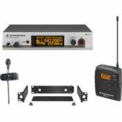 Sennheiser EW322G3-B Us Compact Cardioid Clip-On Microphone Ew System